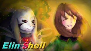 【SpeedPaint】Asriel & Chara Undertale