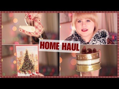 Cмотреть видео онлайн Покупки для ДОМА / Украшения для дома