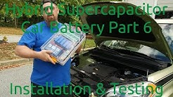 Super capacitor How to use capacitors as a battery - Free