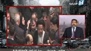 عزيزي: رفسنجاني هو قومي شيعي فارسي وهذا أوجز تعريف وأيدولوجيته سياسيا