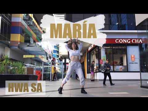 [KPOP IN PUBLIC] HWA SA (화사) - 'Maria (마리아)' DANCE COVER