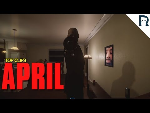 Top Clips of April 2018 - Lirik Stream Highlights #72