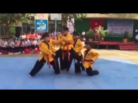 [Taekwondo dance] Mai Hắc Đế