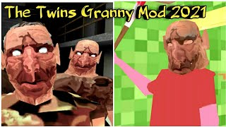 Good The Twins Multiplayer Scary Granny MOD 2021 Alternatives