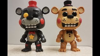 Ultimate Custom Night Pop Keychain — BCMA