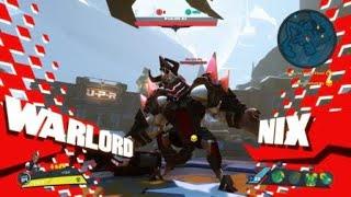 Battleborn Shenanigans - Warlord Nix Photobomb
