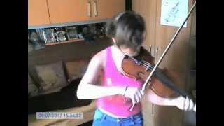 21 Guns Green day (violin cover)