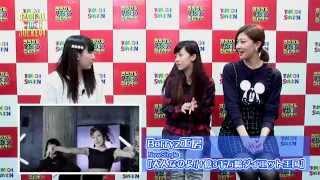 Berryz工房 メンバー 清水佐紀さんと熊井友理奈さんにインタビュー VJ:...
