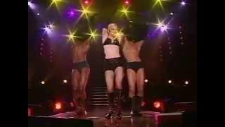 Madonna - Fever live The Girlie Show 1993  (Japan) HQ