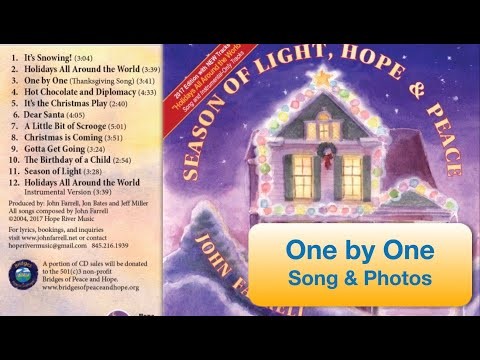 One by One: A Thanksgiving Song
