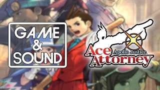Apollo Justice: Ace Attorney - Cornered Cover by Game & Sound
