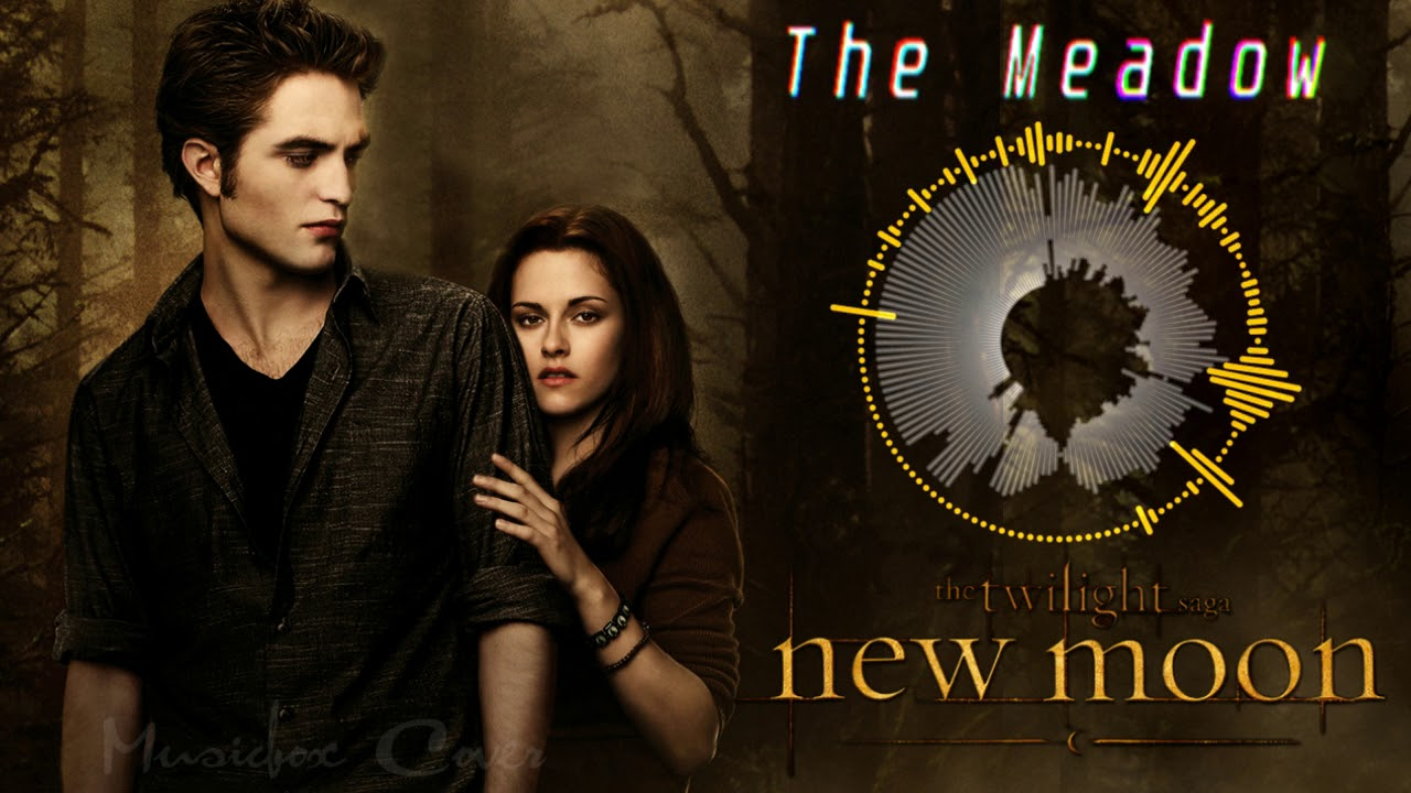 Music Box Cover The Twilight Saga New Moon The Meadow Youtube