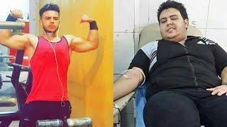 بالفيديو - شاب يروي قصتة: هكذا خسرت 40 كيلو من وزني.. جربوا طريقته