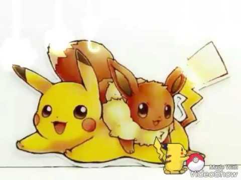 J 1 Pikachu Et évoli Les Meilleurs Amie Du Monde
