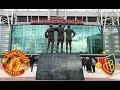 Manchester United Stadion Vlog (Old Trafford)