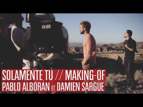 Latin Lovers - Solamente Tú [MAKING OF CLIP]
