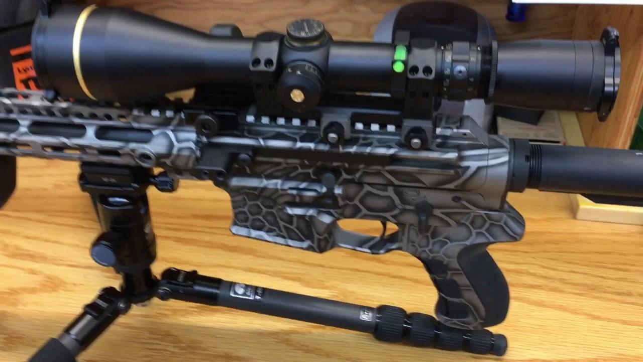 Ultimate Shooting System: DIY Tripod for Long Range Shooting