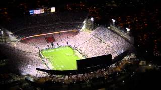 Penn State White Out Pump Up 2015