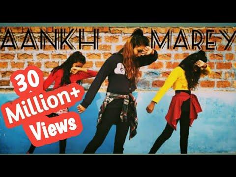 SIMMBA - Aankh Marey Dance video |Prashansha Gupta Choreography |Ranveer Singh , Sara Ali Khan