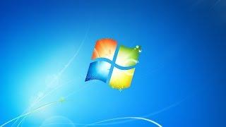 Установка Windows 7 на ноутбук.