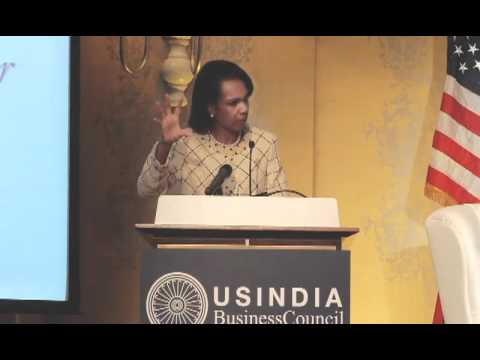 Condoleezza Rice Keynote Speech at USIBC Business Summit West, April 27th, 2012, Menlo Park CA