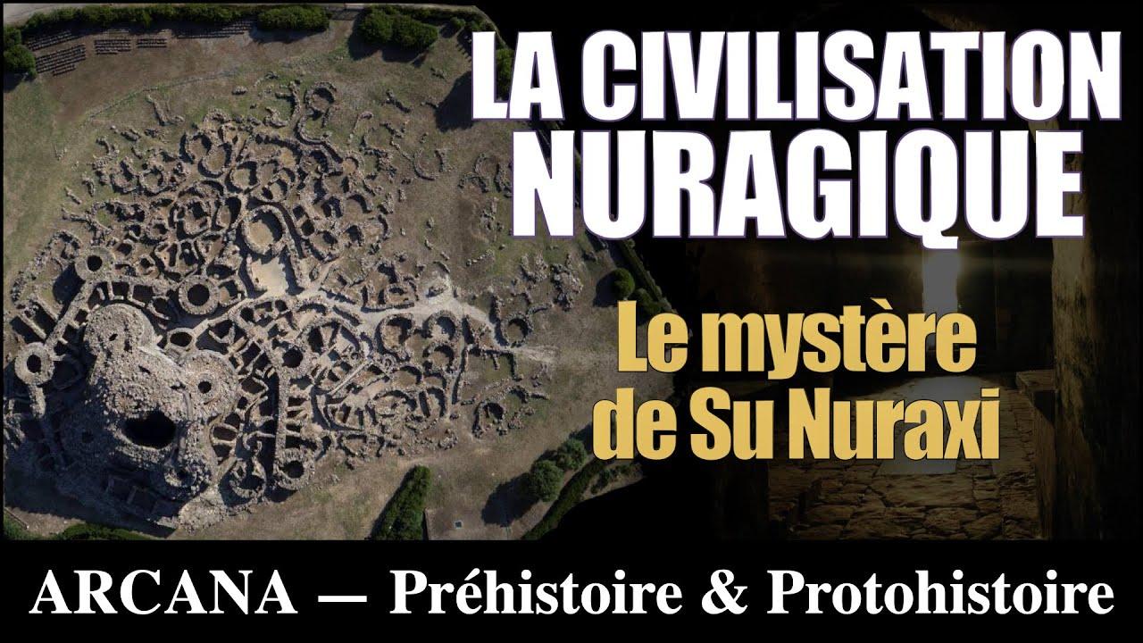 Su Nuraxi et l'histoire de la Sardaigne - Les Temples Oubliés