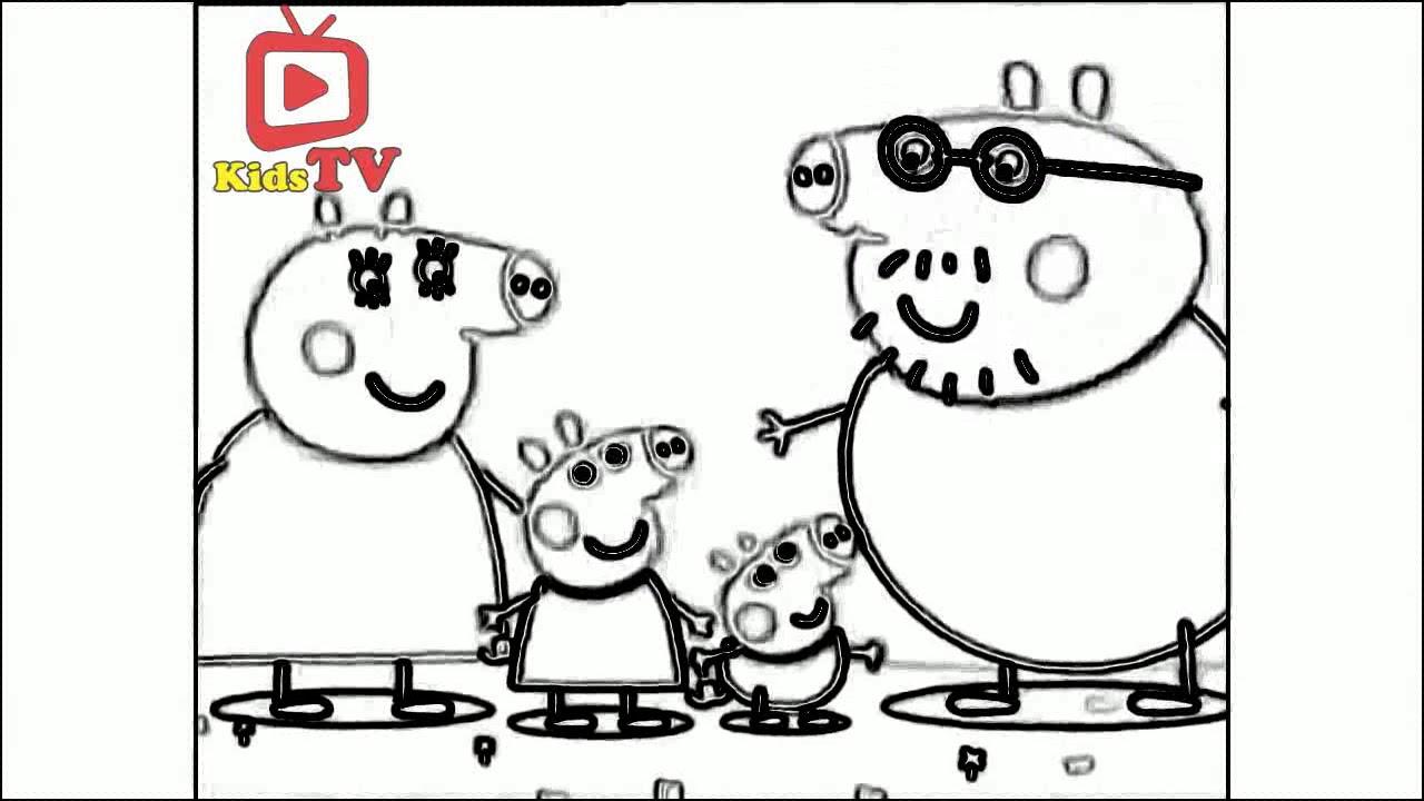 ✽ Peppa pig mix1 ✽ KidsTV #2