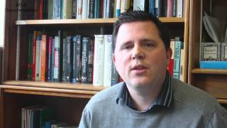 Dr. Chris Jones - Eurozone Crisis and Advice to Students