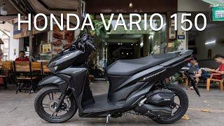 Chi tiết hơn về Honda Vario 2018