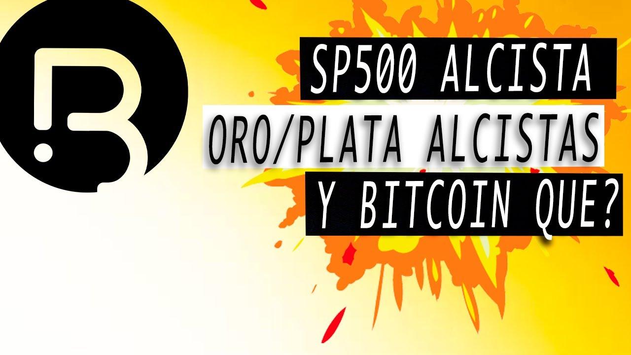 Bitcoin: Logrará los $9.500 esta semana? Reacciona al impulso del SP pero le falta convicción.. LONG