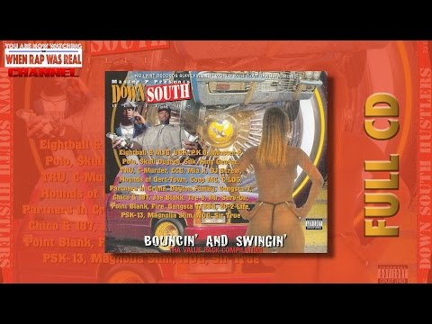 Down South Hustlers - Bouncin' And Swingin' [Full Double Album] Cd Quality