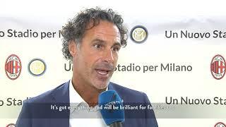 Interview fabio galante - nuovo stadio milano