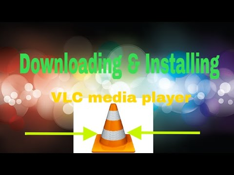 Installing VLC Media Player from VideoLan +Lyrics Plug-in