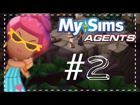 Let's Play MySims Agents - #2 Shirley's Admirer