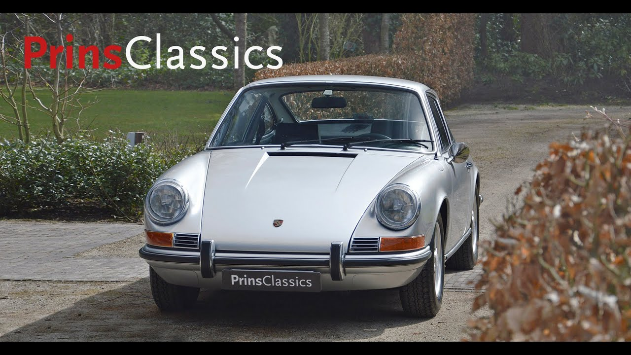 Porsche 911 S, 1970, for sale - YouTube