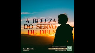 EBD | Isaias 50.10 - A beleza do servo de Deus - Sem. Silas Dutra