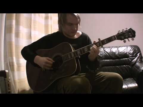 Tommy Emmanuel - And So It Goes (Cover by Mikko Havukainen) mp3