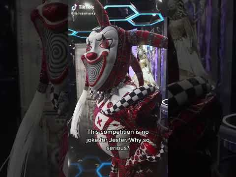 JESTER!! THE MASKED SINGER SEASON 6!! BEHIND THE SCENES