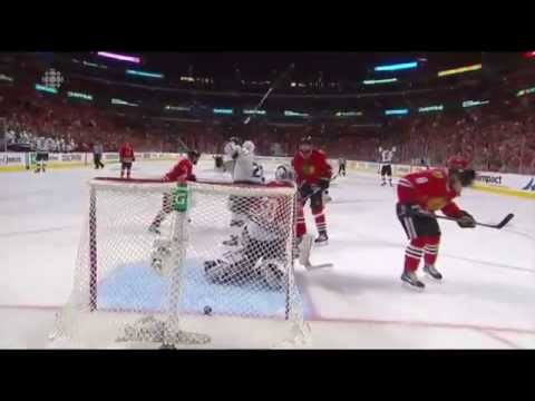 Alec Martinez Overtime Goal called by Nick Nickson - Game 7 vs Chicago Blackhawks - 2014