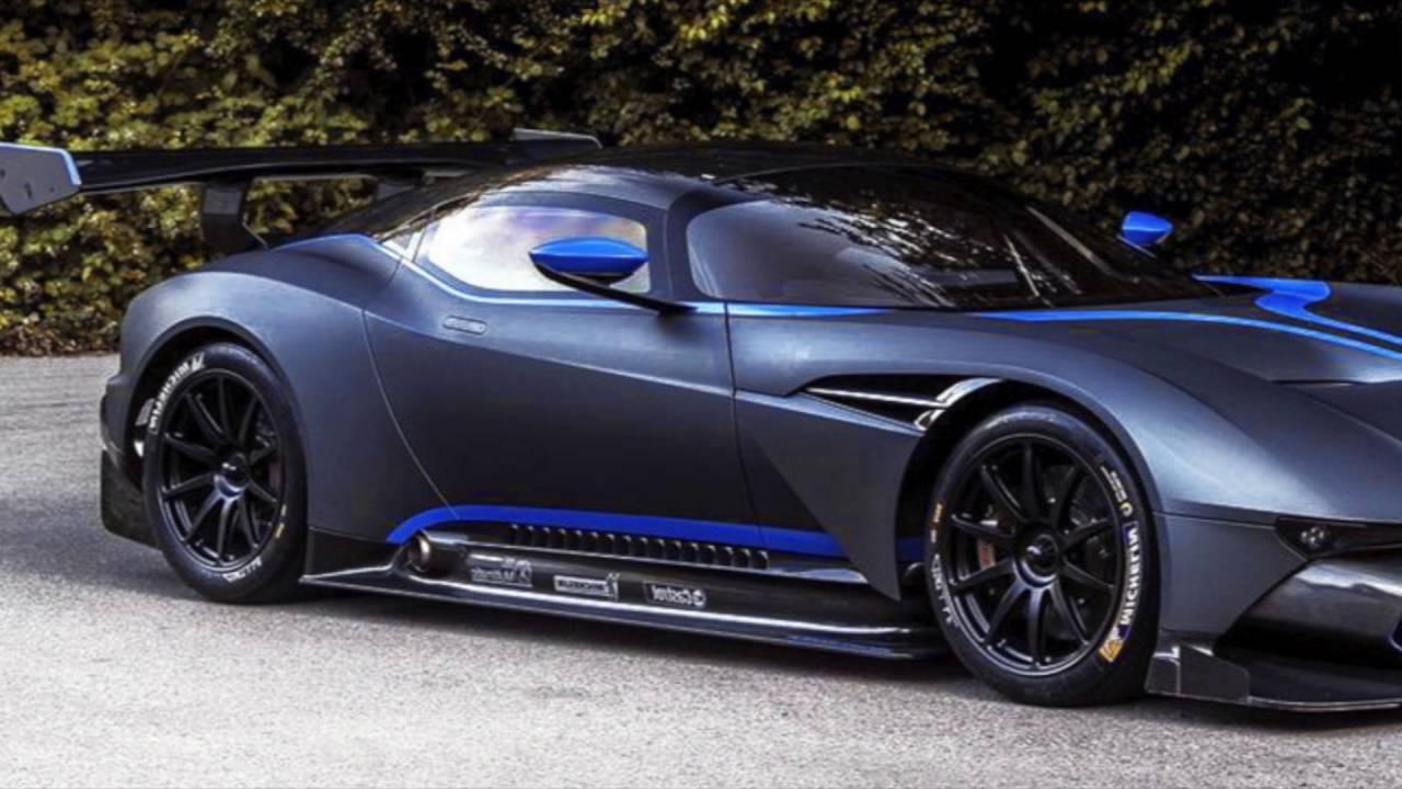 Aston Martin Vulcan For Sale 24 Produced Youtube