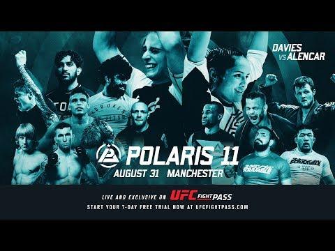Polaris 11: Davies vs Alencar