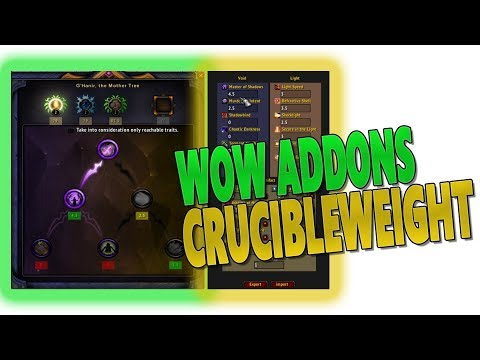 Patch 7 3 Must Have Addon for Netherlight Crucible: CRUCIBLEWEIGHT | World  of Warcraft Legion - Дом 2 новости и слухи