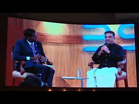 Kamal Hassan's sweet answer in Bombay stock exchange - take pride