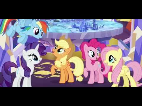 Misc Cartoons - My Little Pony Friendship Is Magic Theme