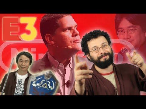 Top 5 conférences E3 de Nintendo - Ermite Moderne REDIFF