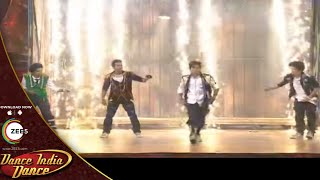Dance India Dance Season 4 Grand Finale February 22, 2014 - Results