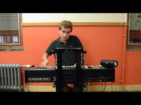 Hammond in a Minute ft Adam Pryor