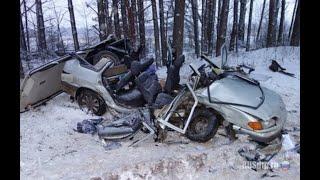Подборка ДТП на 31 декабря 2018 (31.12.2018)Selection of accidents on December 31, 2018 (12/31/2018)