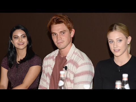 KJ Apa Says An Archie-Betty-Veronica Love Triangle Will Be Revisited on Riverdale