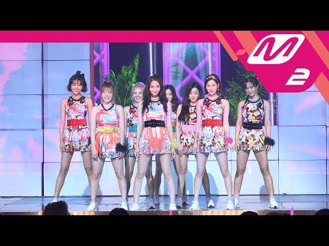 [MPD직캠 4K] 소녀시대 직캠 Holiday Girl's Generation FanCam @엠카운트다운_170810